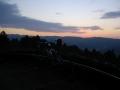 140111大正池和束側の夜明け