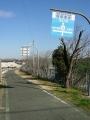 150124奈良自転車道も終盤.1