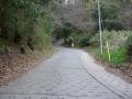 150328国道308号生駒〜奈良への激区間を上る