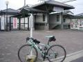 150328近鉄橿原線尼ケ辻駅