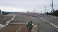150404御幸橋南詰の付け替え工事は終了