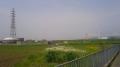 140512渚処理場から淀川沿いへ