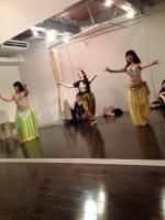 高田馬場スタジオベリーダンス入門クラス
