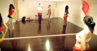 高田馬場スタジオオリエンタルコンテンポラリーダンスクラス