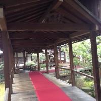 本法寺廊下