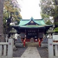 青砥の熊野神社