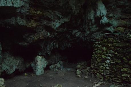 10風葬の跡