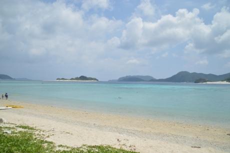5目の前に無人島