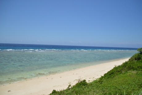 5透明なパラダイスビーチ
