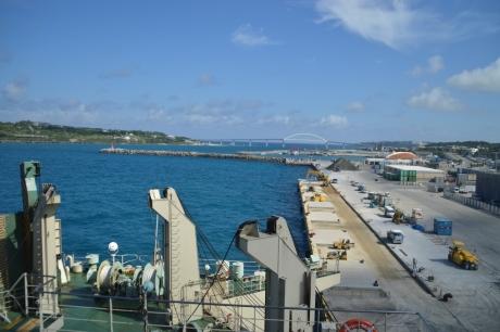 1さよなら沖縄、瀬底島