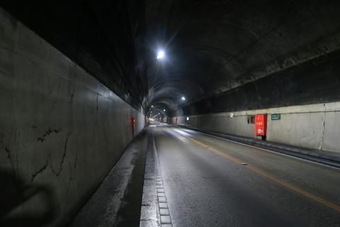 15日足トンネル