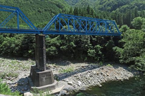 21渡良瀬鐡道鉄橋