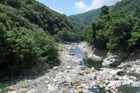 23渡良瀬渓谷