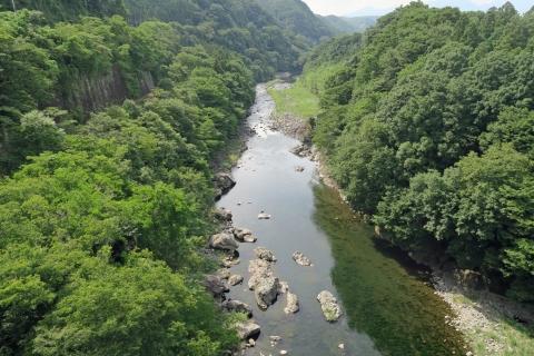 31渡良瀬渓谷