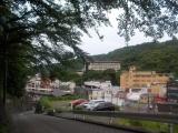 箱根湯本の温泉街