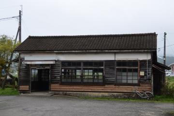 肥前長野駅改修