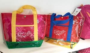 スタンプルプールバッグ②