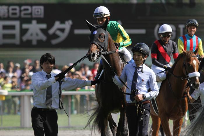 2015 サトノラーゼン 日本ダービー