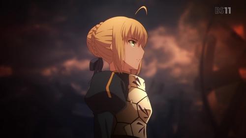 アニメ『Fate/stay night[UBW]』第21話感想 (1)