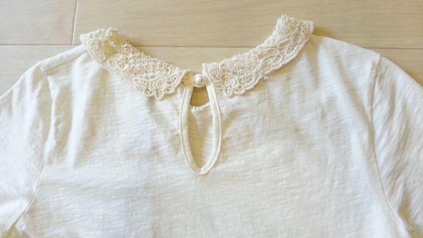衿付Tシャツ③