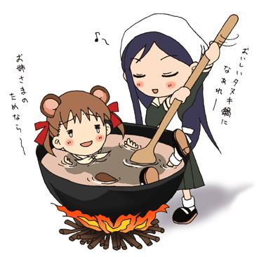 マリみて祐巳鍋