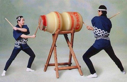 ヤクルト太鼓