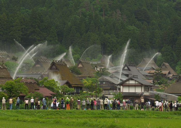 15-5-22-1放水訓練・美山町