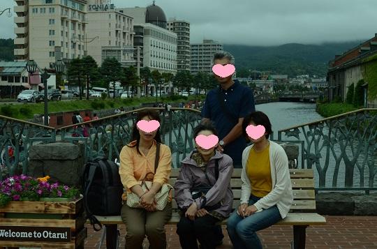 20150818小樽運河4