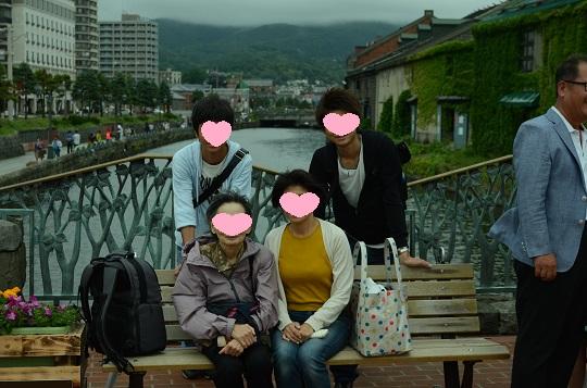20150818小樽運河2