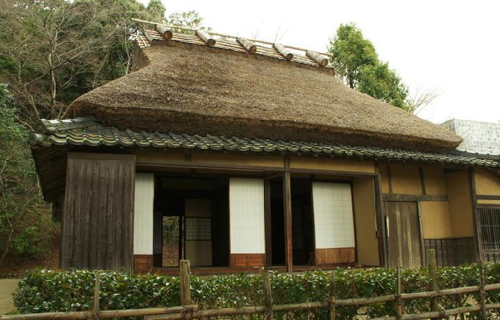 柳田国男旧宅-306