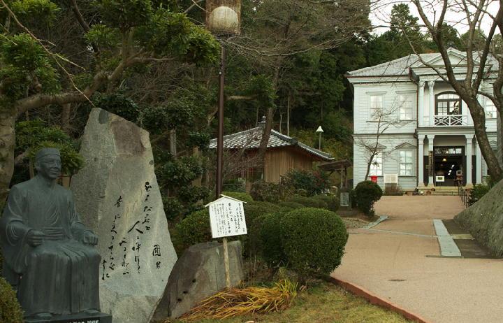 柳田国男旧宅-303