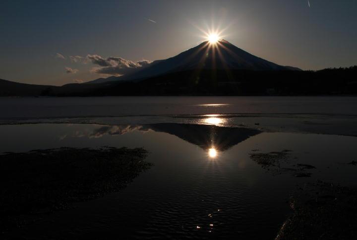 山中湖-758