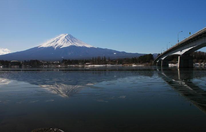 河口湖-532