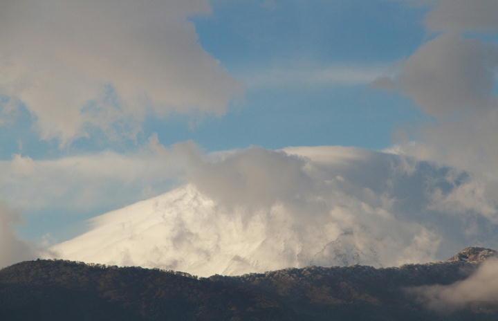18日 16-51 今日の富士山-1