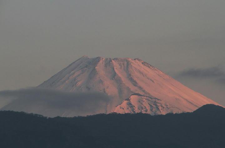 3-3 6-23 今朝の富士山
