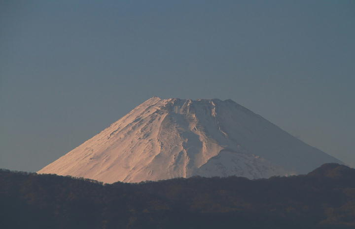 16-55 今日の富士山-1