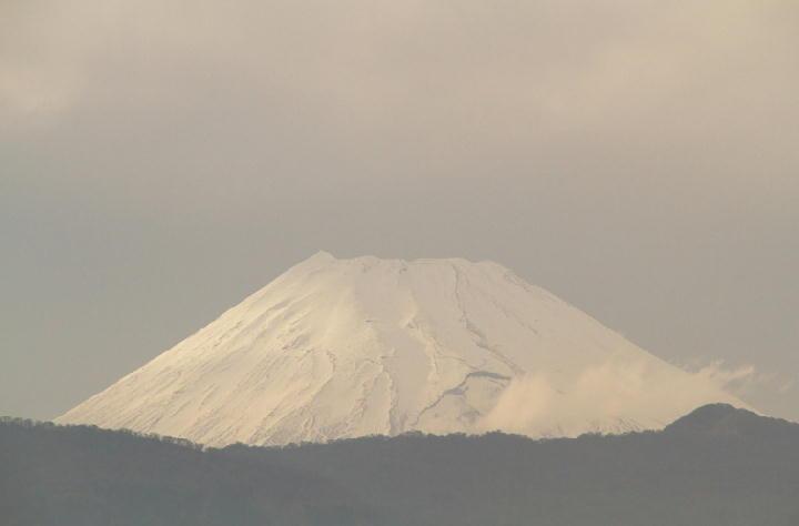 17日 17-01 今日の富士山-1