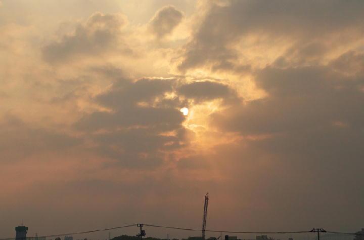27日 5-49 東の空-3