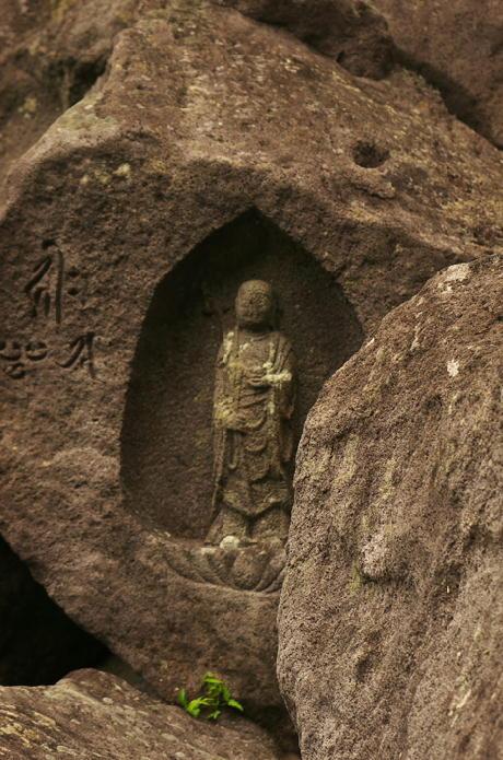 石仏-075