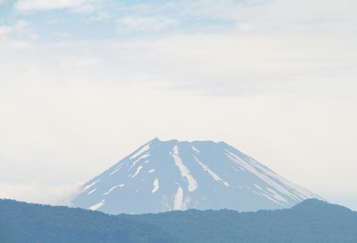 24日 15-43 今日の富士山-1