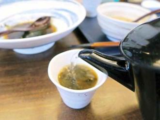 15-8-10 蕎麦湯