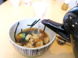 15-8-24 蕎麦湯