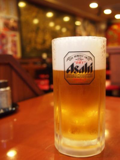ビール(麺覇王)