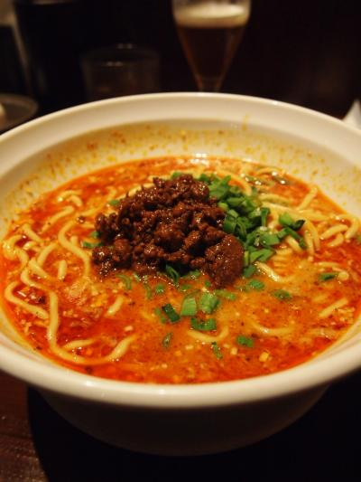 担担麺(虎穴)