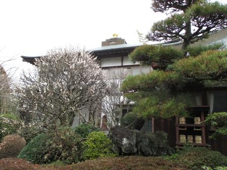 2015年3月・お寺⑤