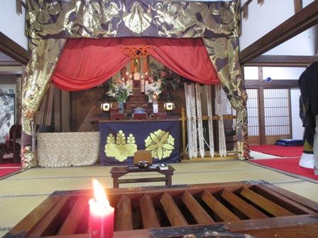 2015年3月・お寺⑦