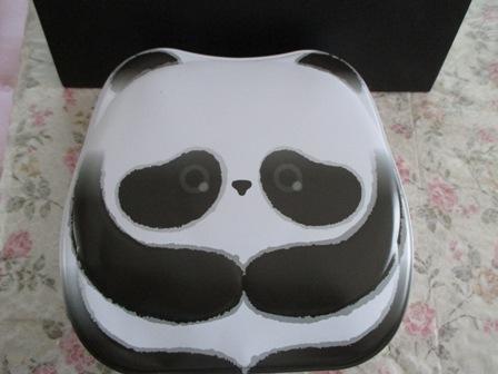 千裕さんより、プレゼント①パンダ
