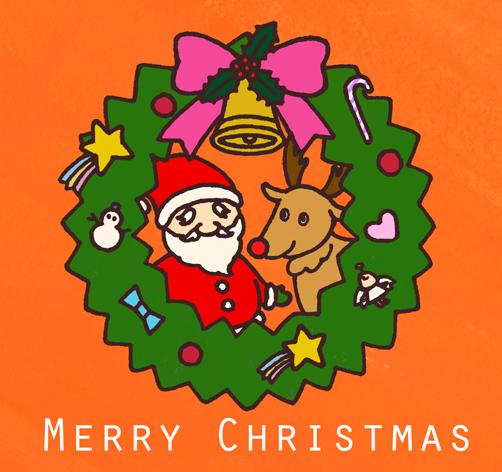 クリスマスカードhp