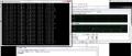 Fortigate100D帯域調査VDOM有り700Mbps