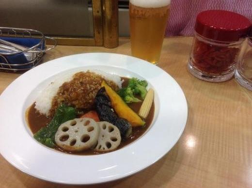 150206昼食カレー